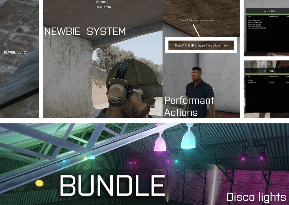 Bundle: nflug's Pack