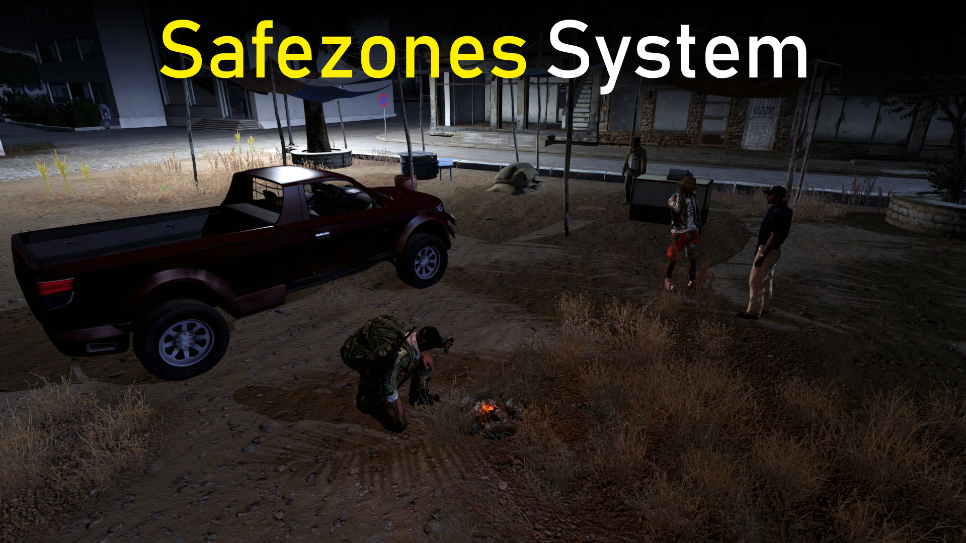 Safezones System