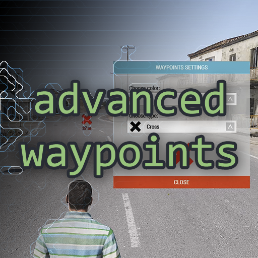 Advanced Waypoints