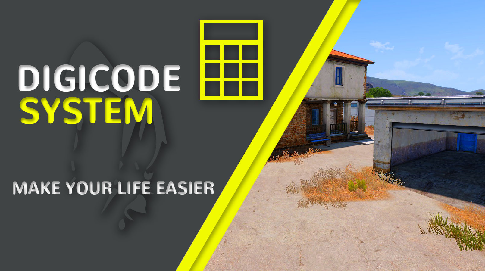 Digicode for House