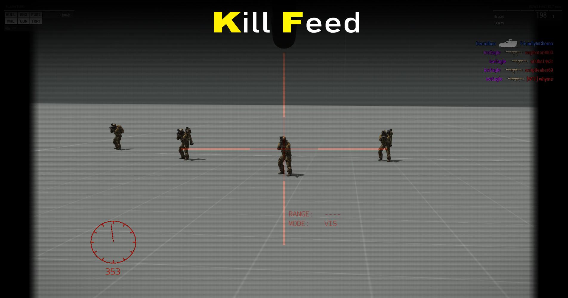 Kill Feed
