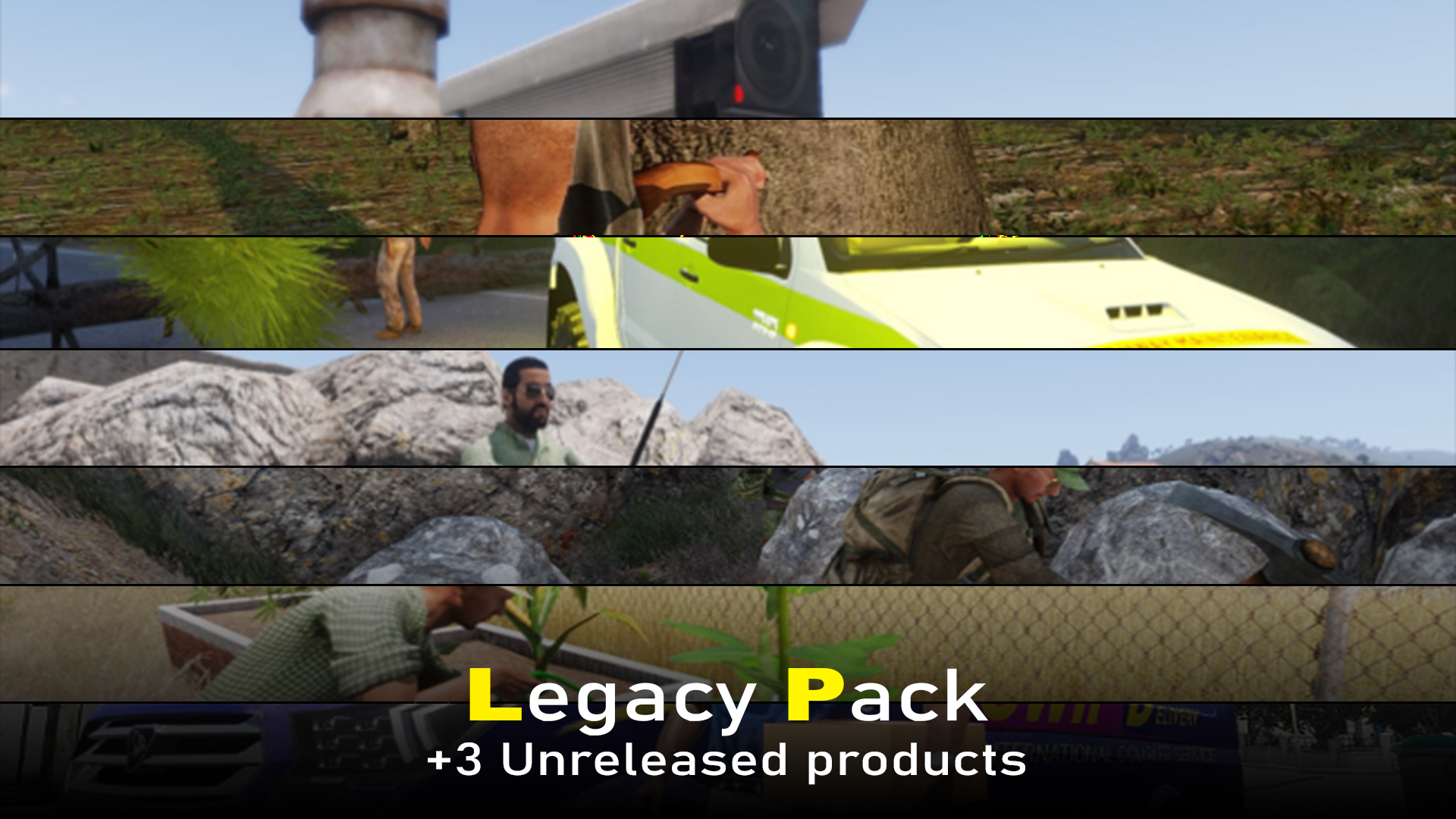 Bundle: Legacy Pack