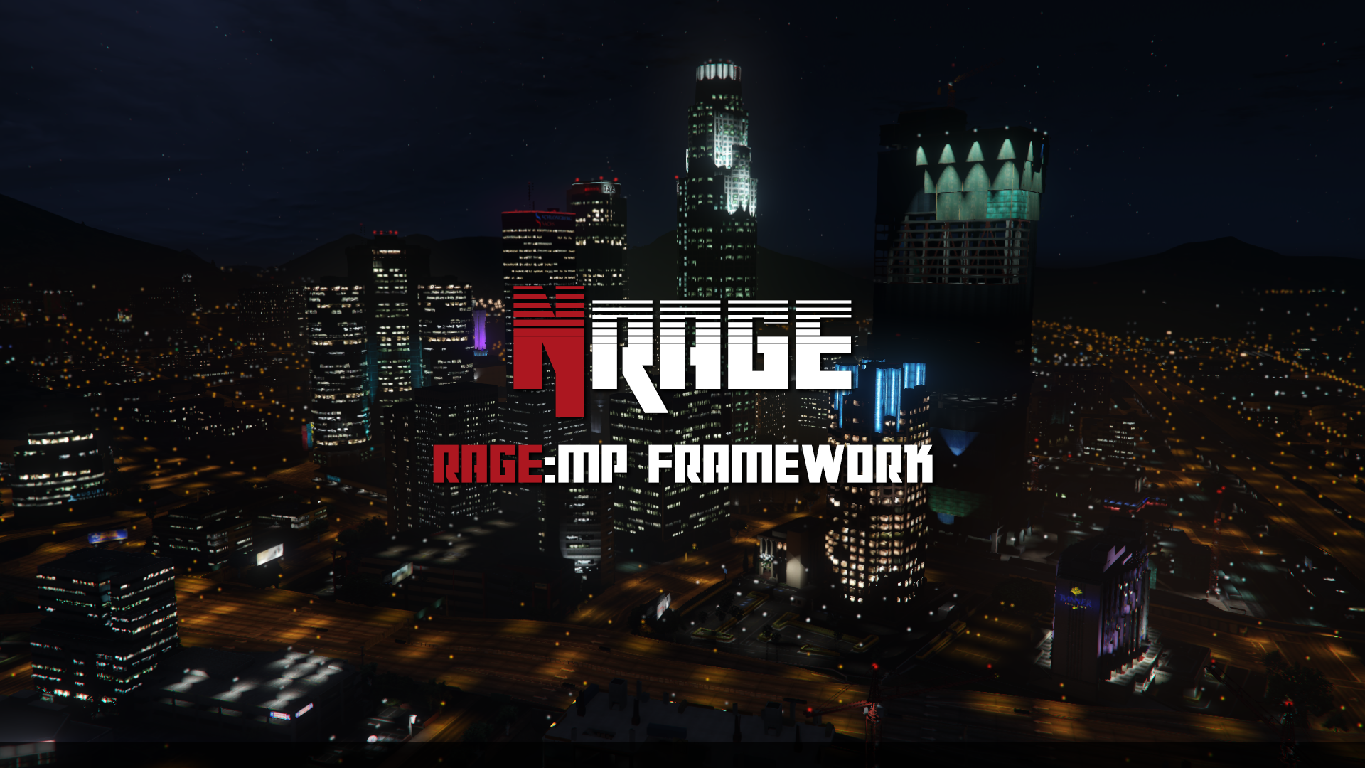 NRage Framework (RAGE:MP)